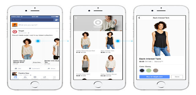 Facebook Indroduces Canvas To Bring Life Into Mobile Ads