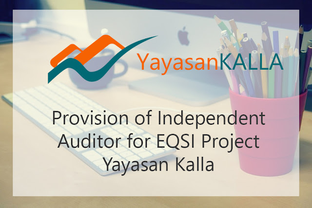 Provision of Independent Auditor for EQSI Project