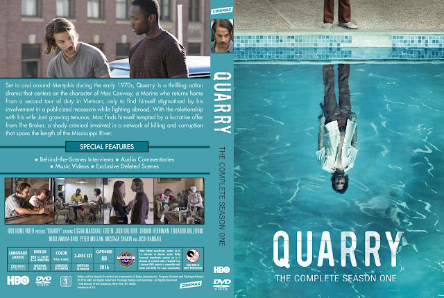 Quarry Season 1 DVD Cover