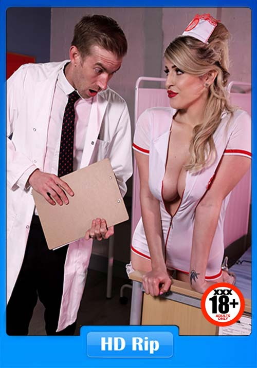 [18+] DoctorAdventures Marica Chanelle Naughty Nurses First Day XXX Poster