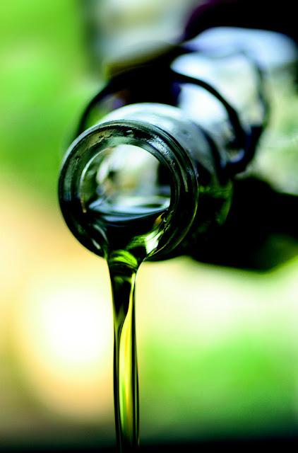 aceite reutilización casa