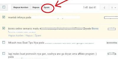 Kotak komentar yang selalu tampil disetiap selesai postingan yang disediakan oleh admin seti Komentar Blog yang Bersifat Kritik Serta Membangun