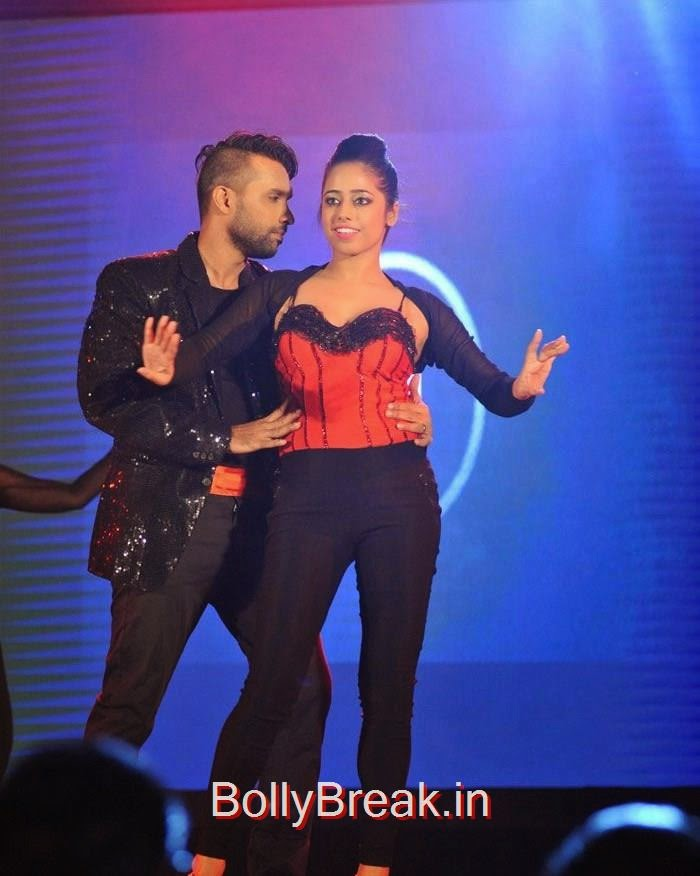Nitin Suri, Celebs at Annual Day of Dance Central's BRING IT ON