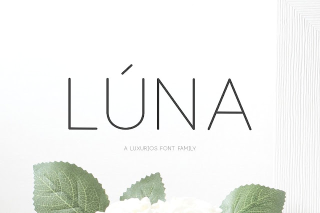 Lúna Download Font Free