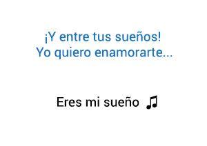 Fonseca Eres Mi Sueño significado de la canción.