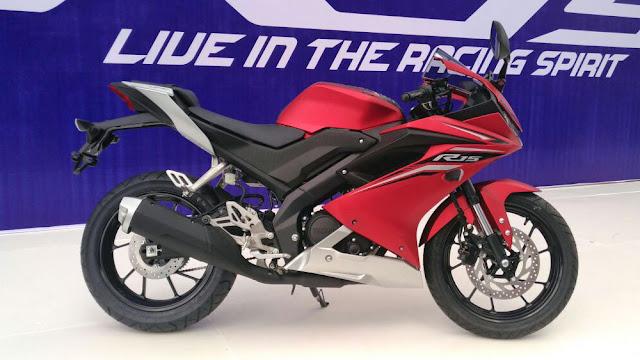 Harga dan Spesifikasi All New Yamaha R15 155 VVA 2017