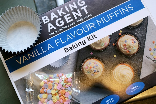 Baking With Kids With Baking Agent Kits