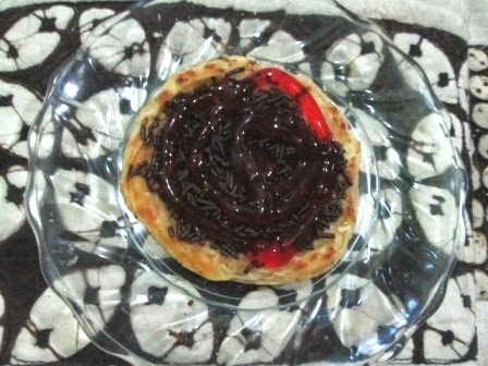 Jual Roti Cane Coklat Strawberry