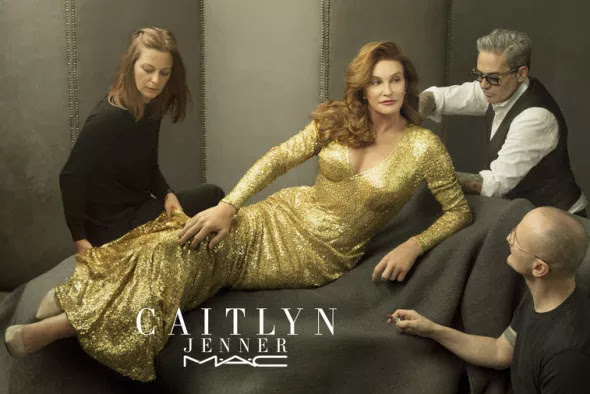 MAC Caitlyn Jenner Finally Free Lipstick