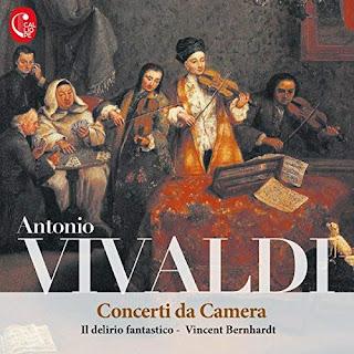 Vivaldi: Concerti da Camera - Il delirio fantastico - Calliope