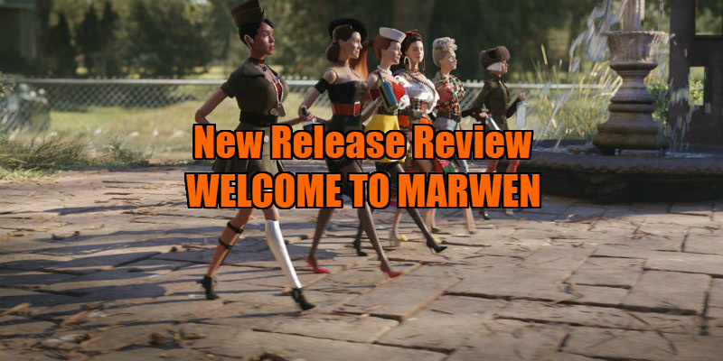 welcome to marwen review