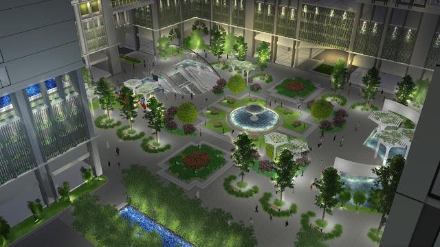 Tiện ích chung cư Eco Dream City Nguyễn Xiển