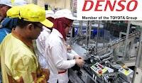 PT Denso Indonesia Buka Lowongan Kerja Untuk Lulusan SMA/SMK/Setara/D3/S1