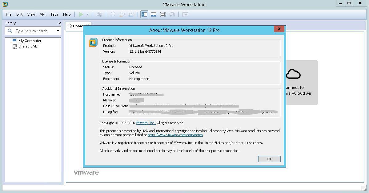 Licence key for vmware workstation 11 free download | VMware