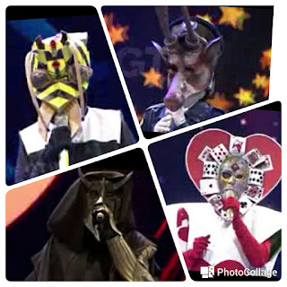 The Mask Singer Indonesia 27 Desember, episode The Mask Singer Indonesia 27 Desember