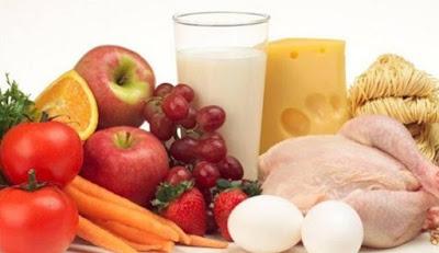 Daftar Makanan Ajaib Penambah Tinggi Badan