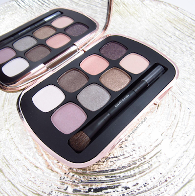bareminerals posh neutrals - the beauty puff