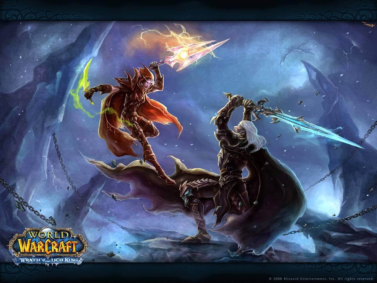 papel de parede World of Warcraft