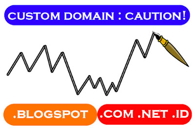 Beralih ke Custom Domain