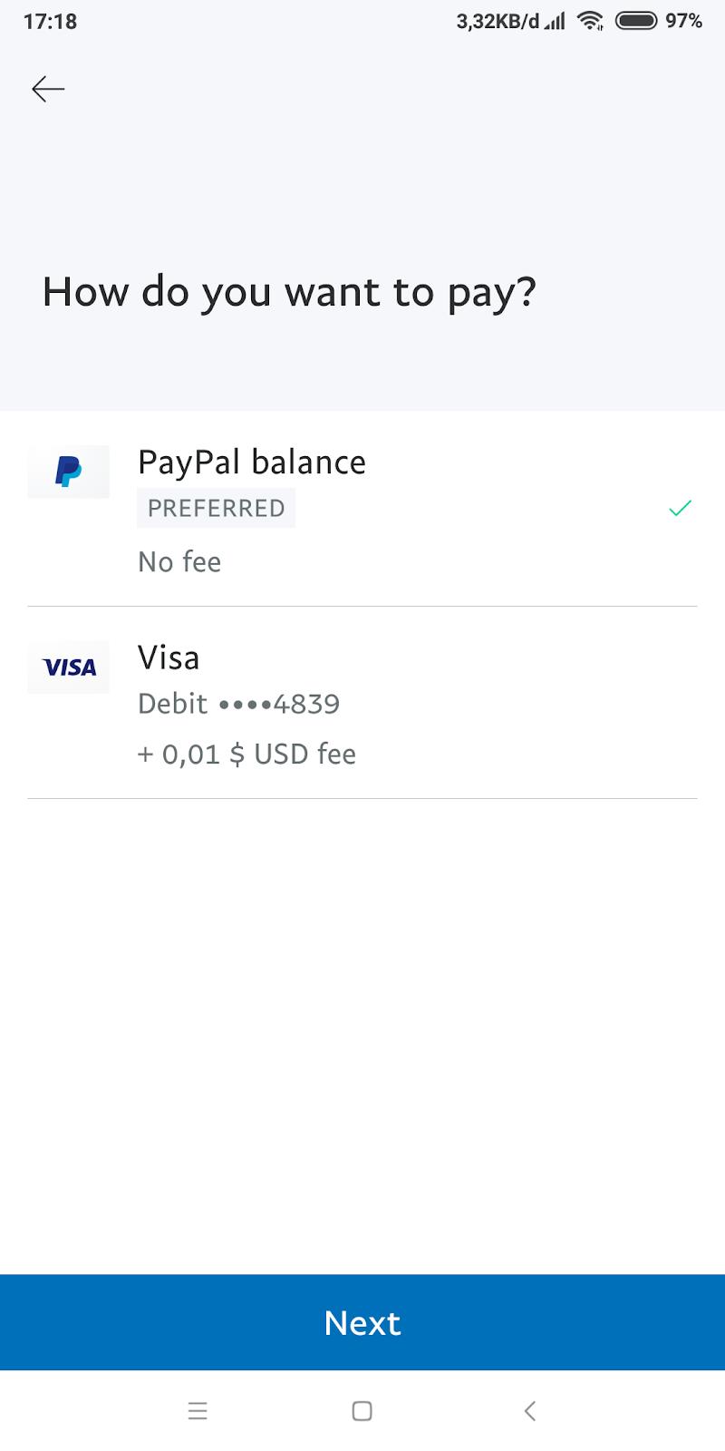Cara ngirim pembayaran paypal no fee