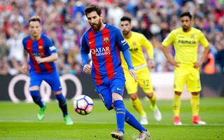 Watch  Barcelona vs Villarreal live Streaming Today 02-12-2018 Spain Primera Division