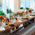 Rustic Touch for Fall Entertaining - Sonbahar Sofraları