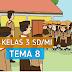 Materi Tematik Kelas 3 SD/MI Tema 8 Kurikulum 2013 Revisi 2018