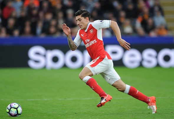 Barcelona to splash £40million on Hector Bellerin