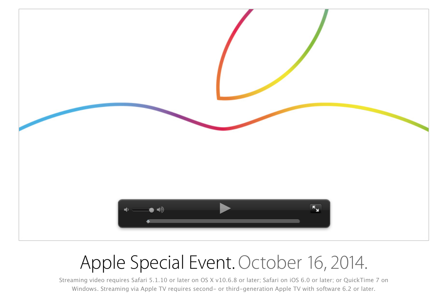 Watch Apple's Special iPad and Mac event full video