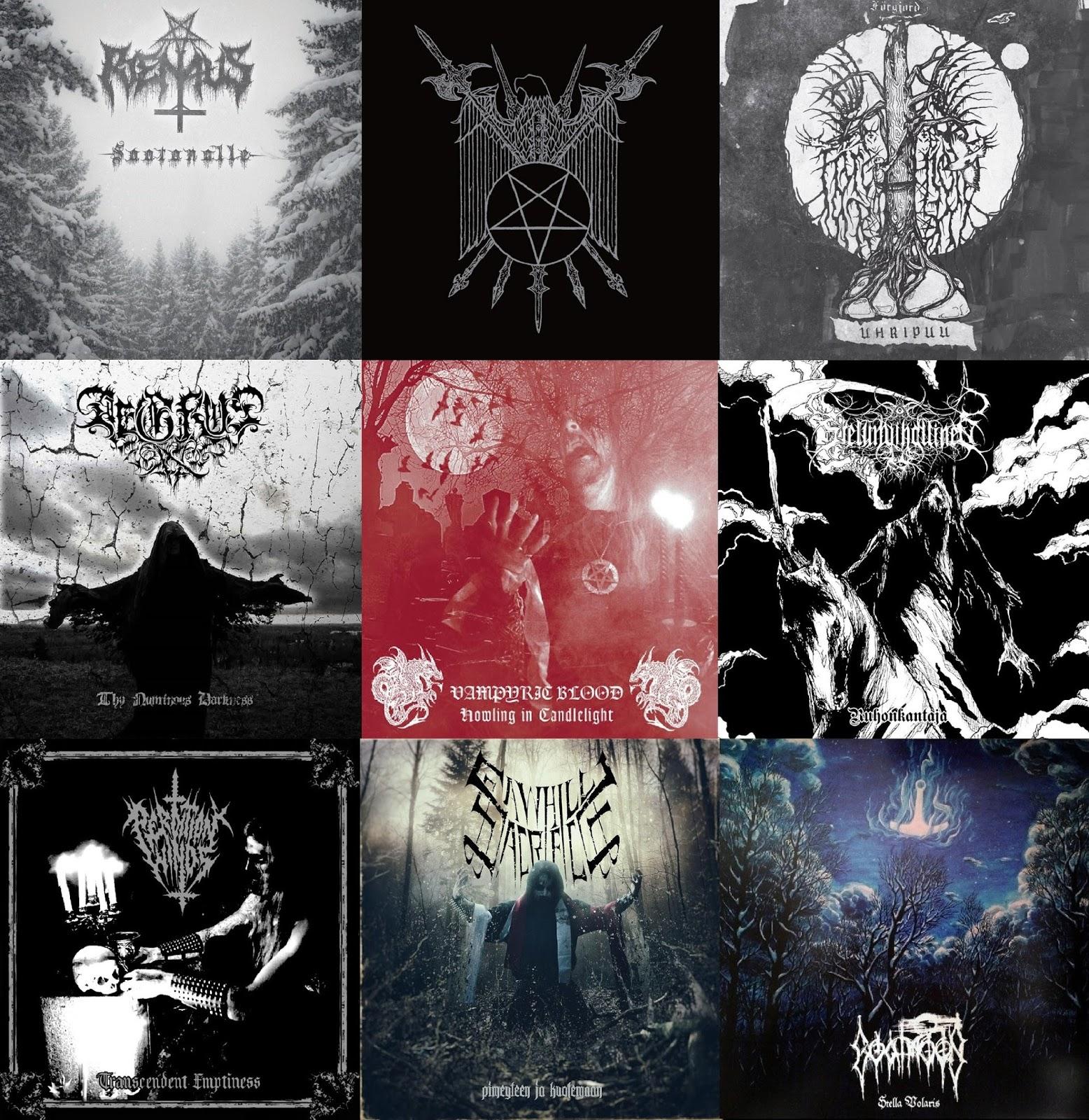 Finnish Black Metal Terrorism: 2017