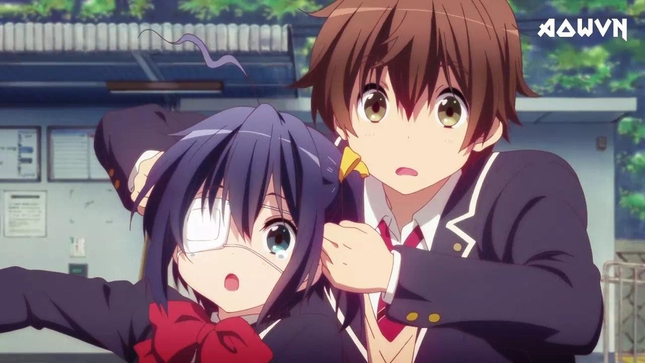 AowVN.org m%2B%25283%2529 - [ Anime 3gp Mp4 ] Chuunibyou demo Koi ga Shitai SS1 + SS2 + OVA + Special + Movie | Vietsub - Siêu Moe