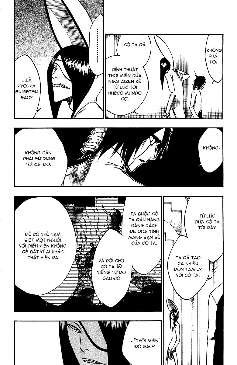 Bleach chapter 249 trang 9