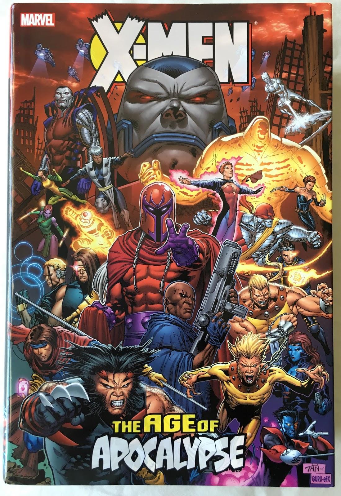 X Men Age Of Apocalypse Omnibus