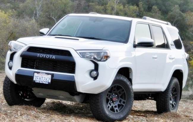 2018 Toyota 4runner Trd Pro For Sale Auto Review Release