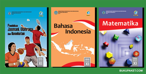 Buku Kurikulum 2013 SMA/SMK Kelas XI Revisi 2017
