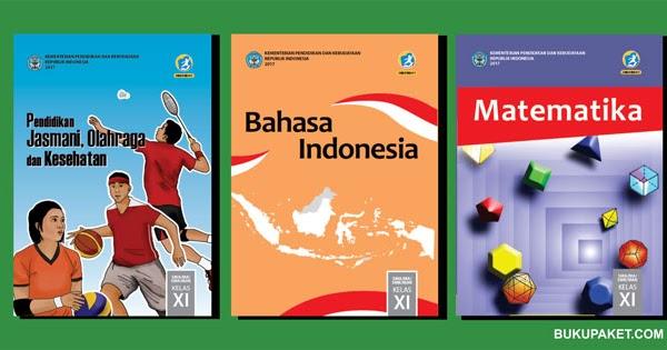 Buku Kurikulum 2013 Kelas 11 Edisi Revisi 2017