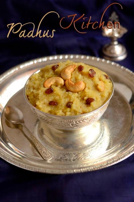 Sweet Pongal-Sakkarai pongal