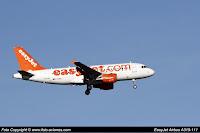 Airbus A319 / G-EZEG