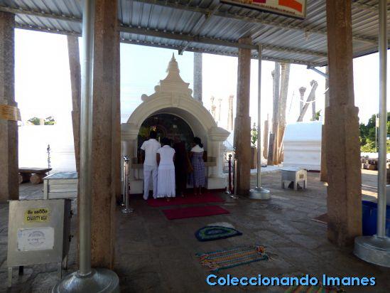 Thuparama, Anuradhapura, Sri Lanka