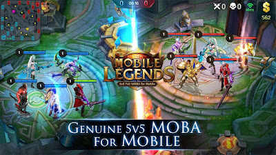 Mobile Legends: eSports MOBA Apk | Free Action Games For Android