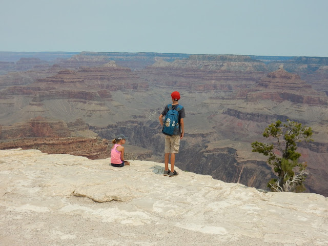 Grand Canyon Colorado, Arizona, US, Travelblogger, elisaorigami