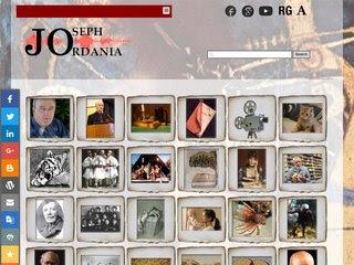 Joseph Jordania Website