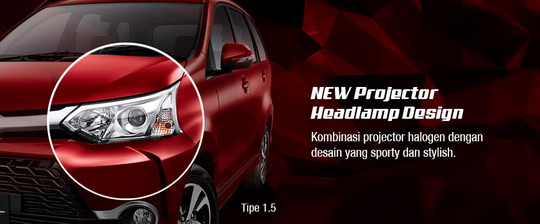 Harga Headlamp Grand New Veloz Avanza Grey Eksterior Toyota Type E G Dan ...