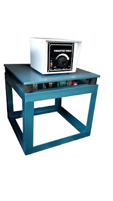 jual alat Vibrating Table harga murah di surabaya 082116690439
