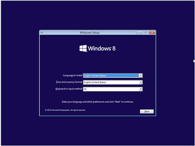 USB ড্রাইভ এর সাহায্যে উইন্ডোজ XP/7/Vista/8 সেটাপ