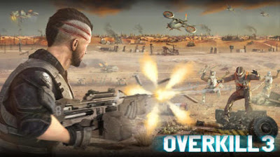 Download Game Android Gratis Overkill 3 apk + obb