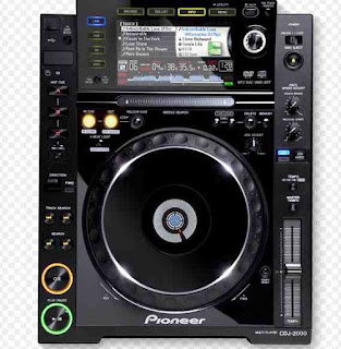 Pioneer CDJ-2000 Manual User Guide