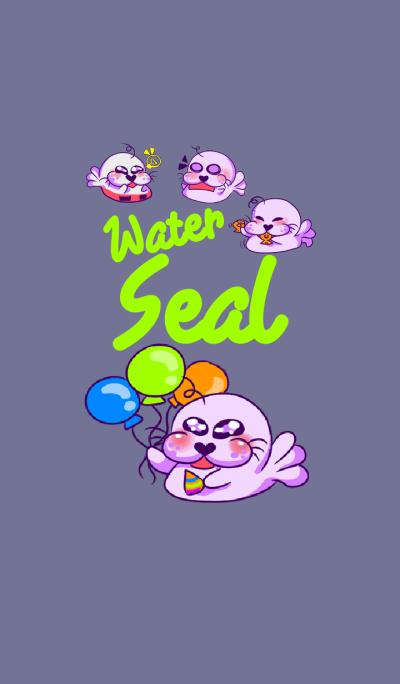 An Interesting Water Seal