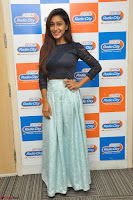 Shravya in skirt and tight top at Vana Villu Movie First Song launch at radio city 91.1 FM ~  Exclusive 19.JPG