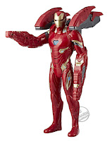 Hasbro Marvel Avengers Infinity War Mission Tech Iron Man